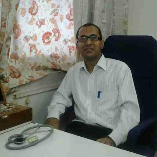 Dr. Parikshit Mahimkar's profile on Curofy
