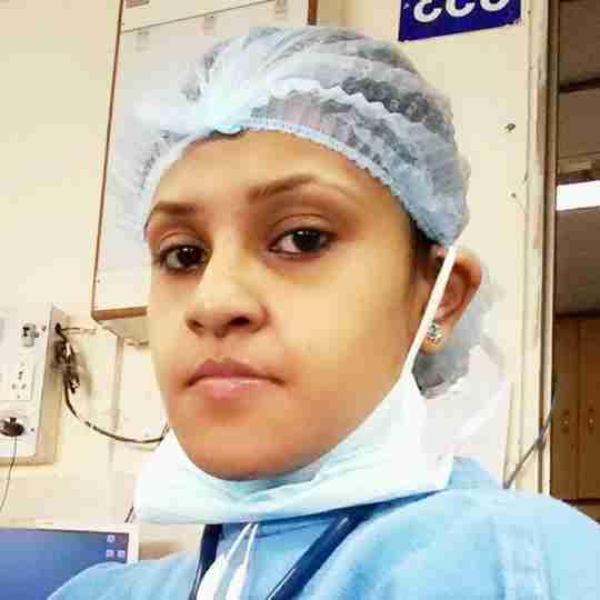 Dr. Vandana Jahanvi's profile on Curofy