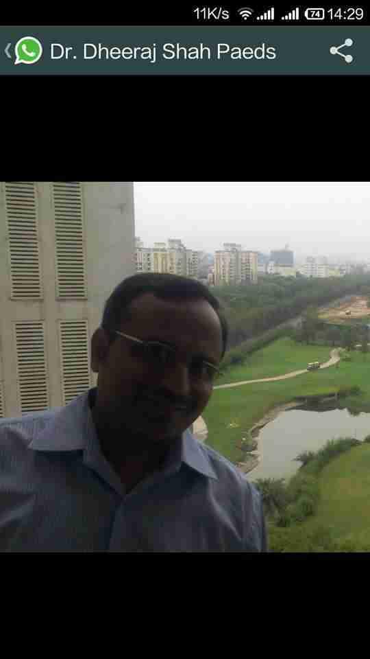 Dr. Dheeraj Shah's profile on Curofy