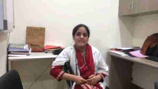 Dr. Tawseefa Chishti's profile on Curofy
