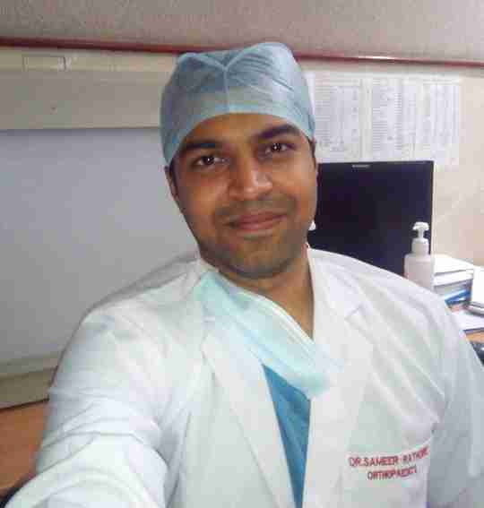 Dr. Sameer Rathore's profile on Curofy