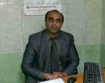 Dr. Gyan Saurabh's profile on Curofy