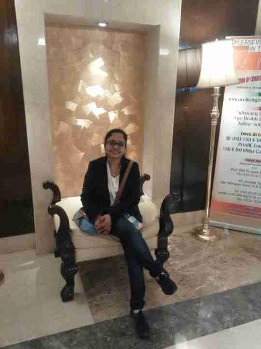 Dr. Maimunnisa M's profile on Curofy