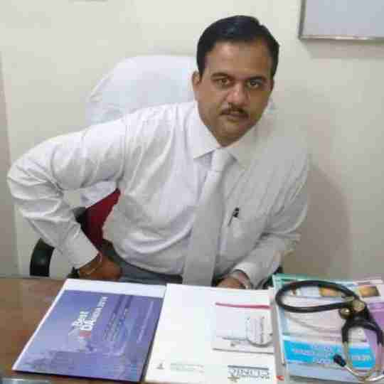 Dr. Sudhindra Disle's profile on Curofy