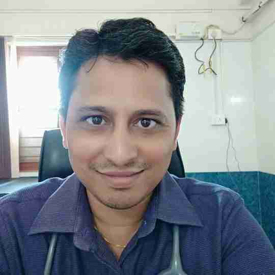 Dr. Vipul Chavda's profile on Curofy